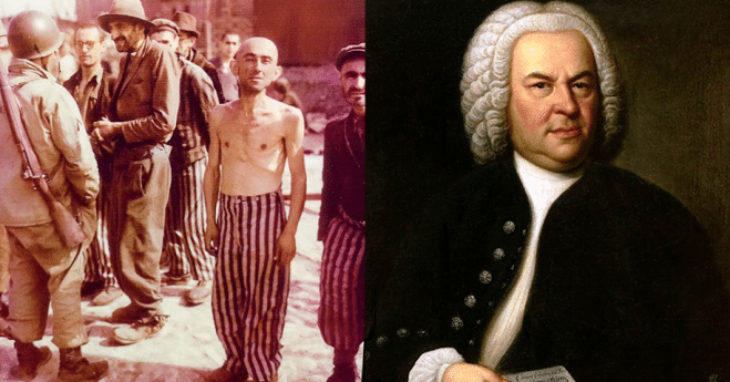 FROM BUCHENWALD TO BACH