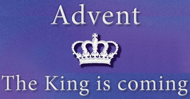 THE PURPLE HAZE OF ADVENT