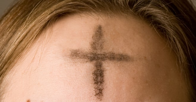 ASH WEDNESDAY DEVOTIONAL